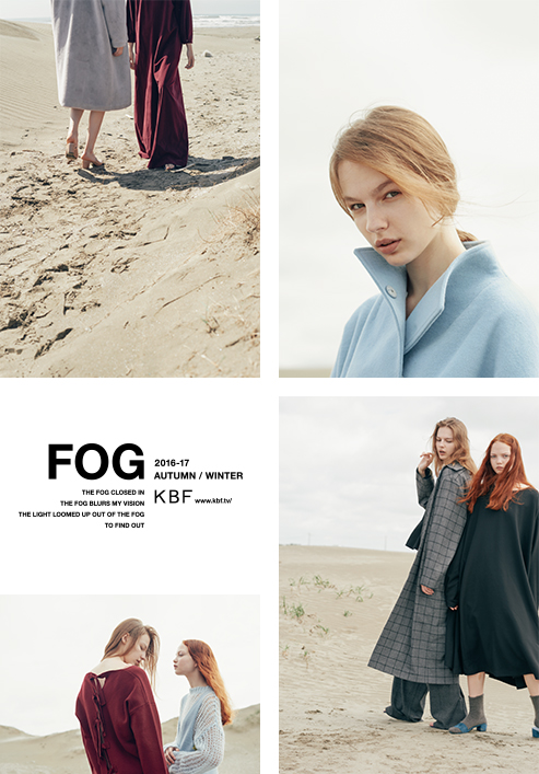 "KBF 2016-17 Autumn / Winter ""FOG"""