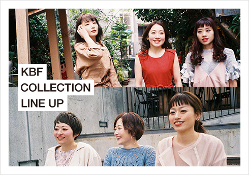"""KBF COLLECTION LINE UP"""""""