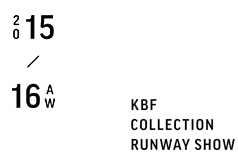 2015-16AW KBF COLLECTION RUNWAY SHOW