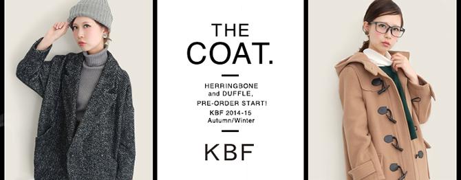 KBF THE COAT.