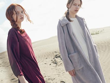 """KBF 2016-17 Autumn / Winter """"FOG"""" style 14"""