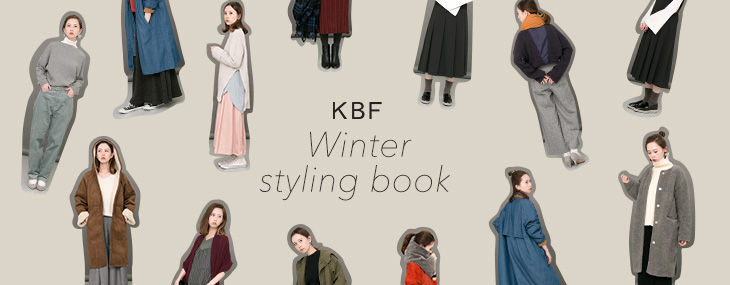 KBF Winter styling book