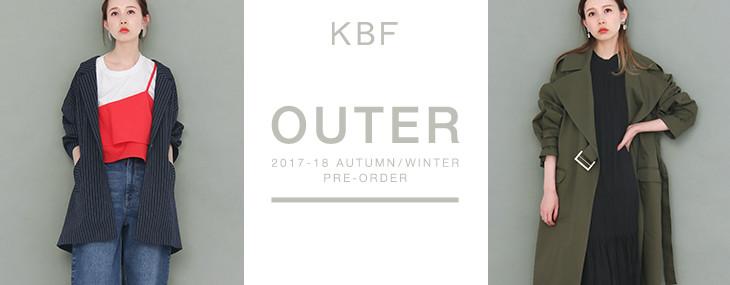 KBF OUTER PRE-ORDER