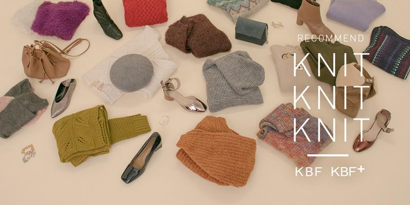 KBF KBF+ RECOMMEND KNIT