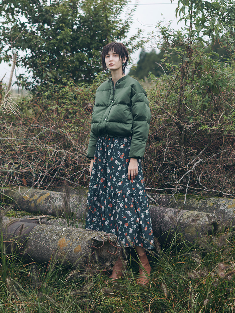 "2018 Autumn / Winter ""NOMAD CHIC"" vol.1 style 06"