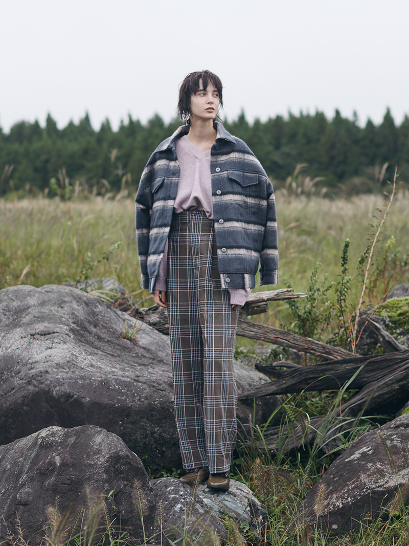 "2018 Autumn / Winter ""NOMAD CHIC"" vol.1 style 07"