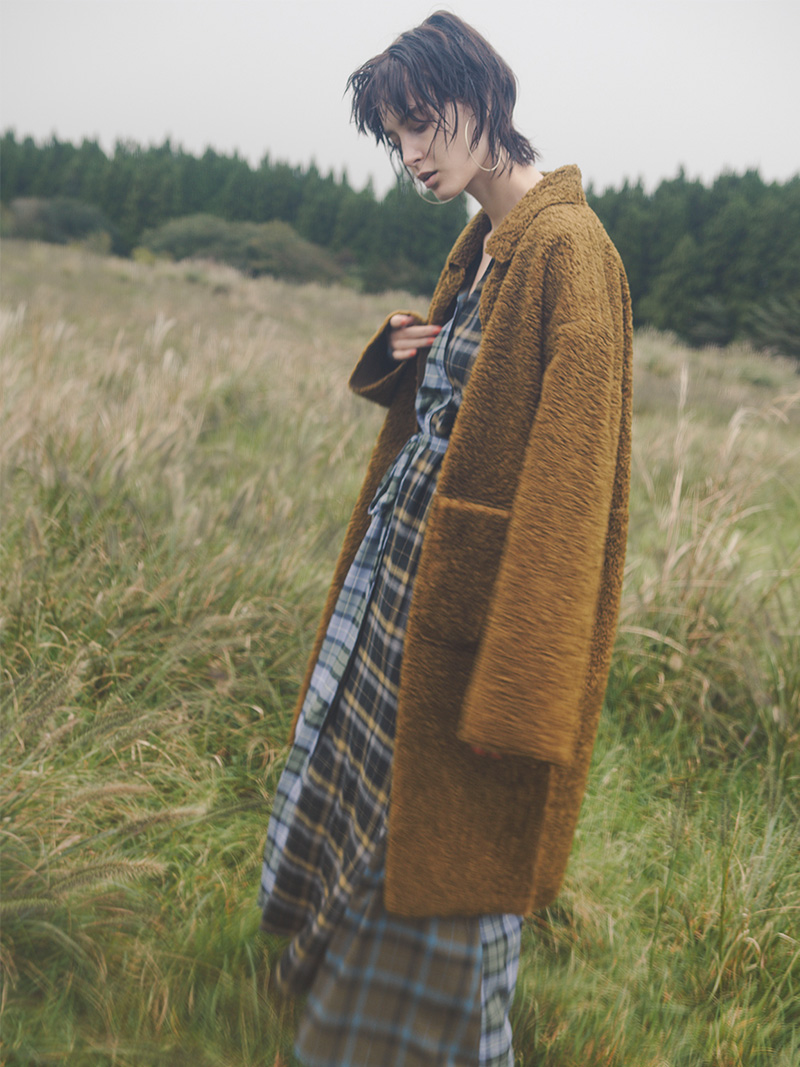 "2018 Autumn / Winter ""NOMAD CHIC"" vol.1 style 09"
