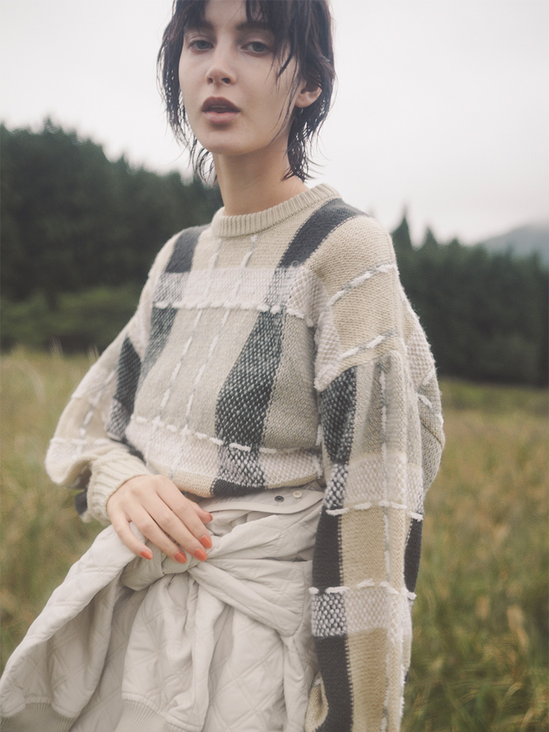 "2018 Autumn / Winter ""NOMAD CHIC"" vol.1 style 010"