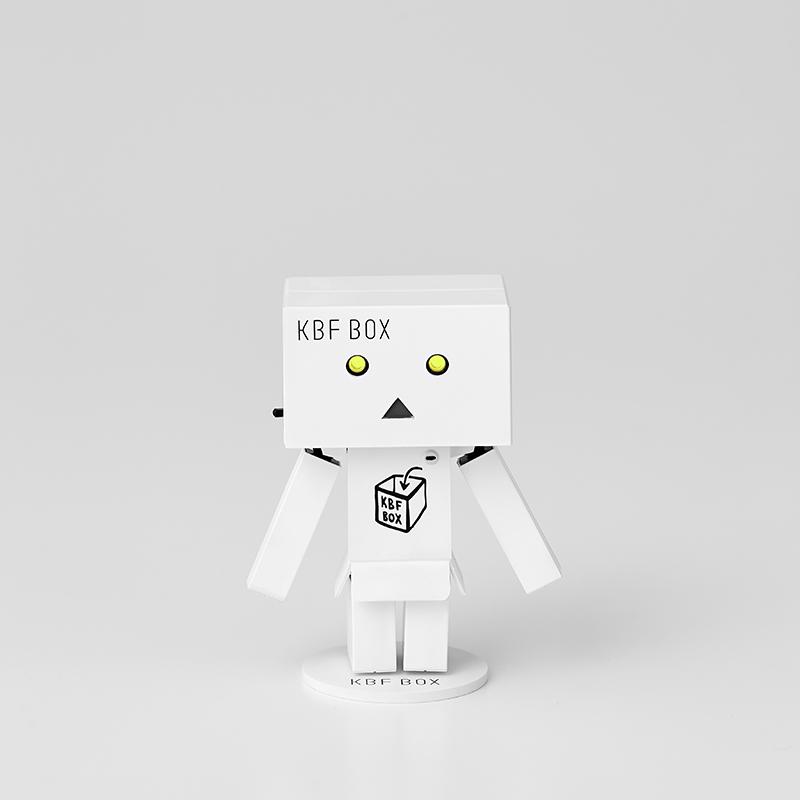 よつばと!×海洋堂×KBFBOX リボルテックダンボー・ミニ
