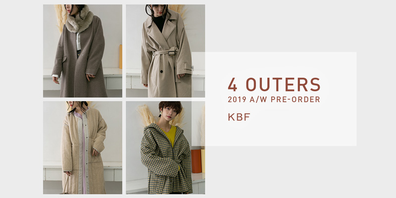 KBF 4 OUTERS PRE-ORDER